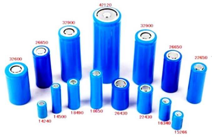 LiFePO4 Battery Cells