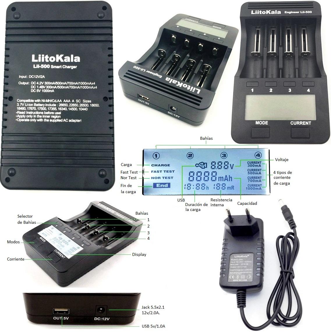 LiitoKala-LII-500