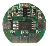 PCB-for-3.7V-Li-ion-18650-18500-cell-Battery-3A-+-1A-Limit